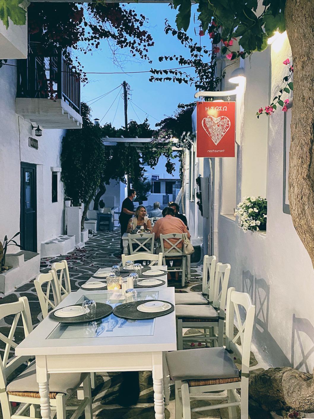 Soso, Paros - Travel Food People