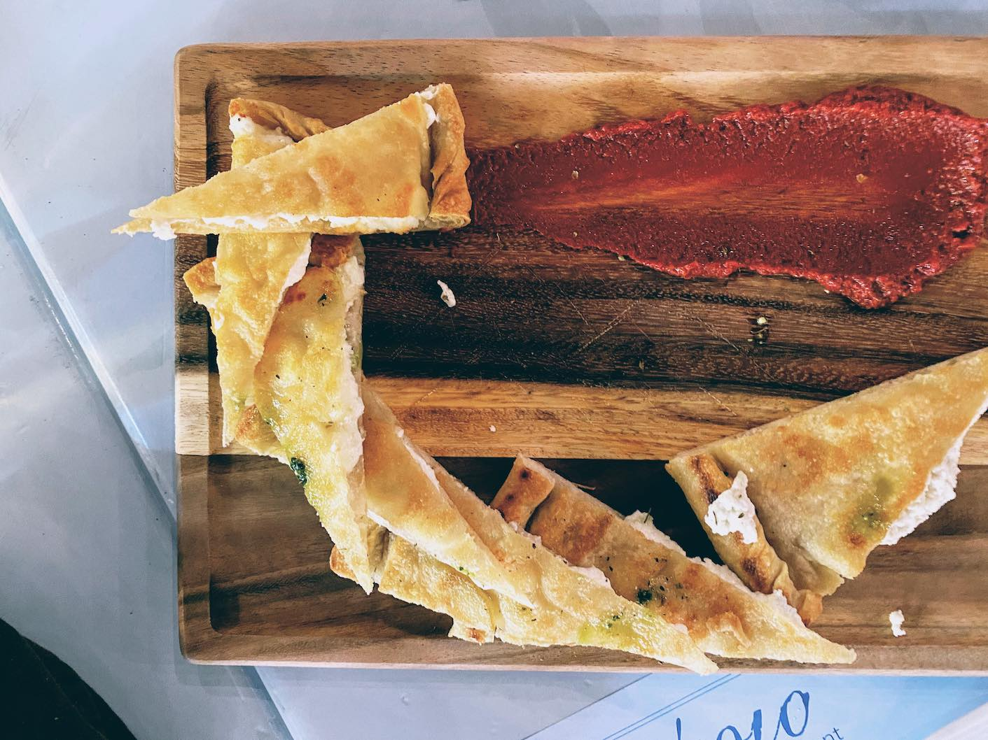 Mario, Paros - Travel Food People
