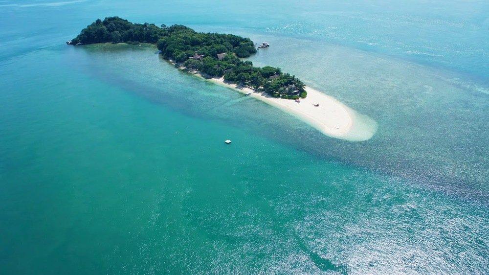 Palau Pangkil Destination