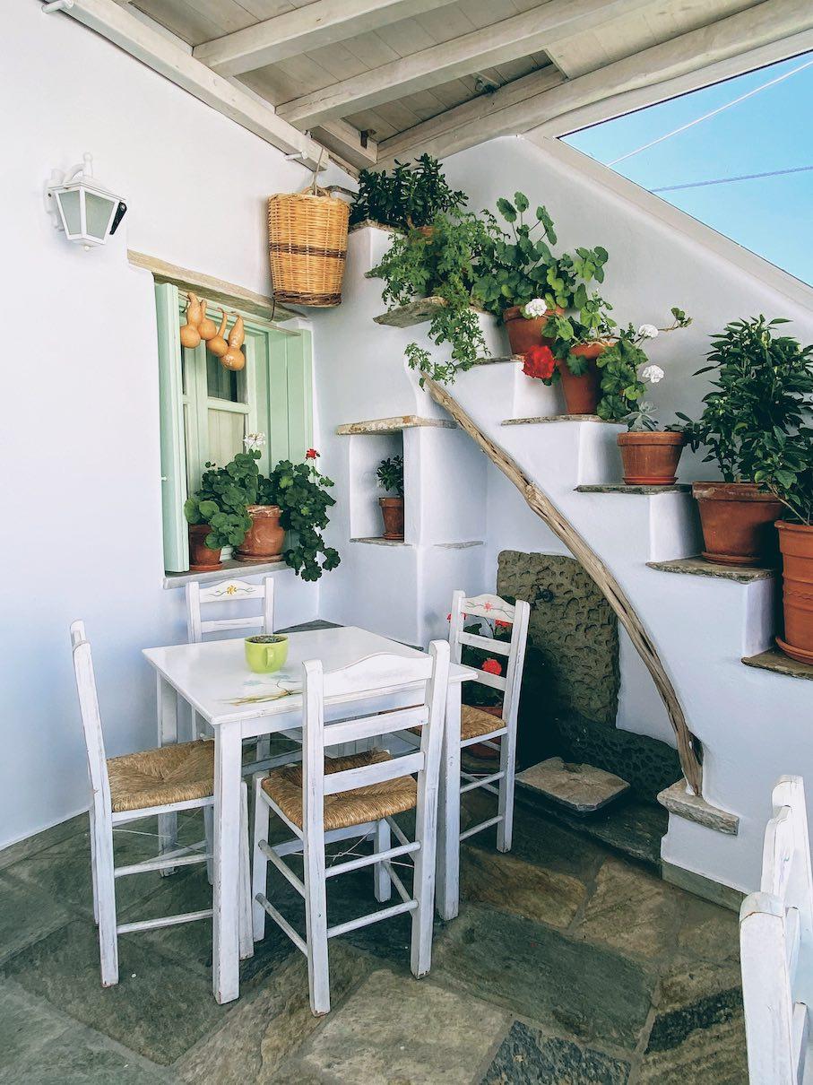 Kounaria, Tinos - Travel Food People