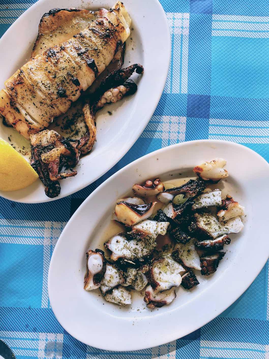 Ta Vroulidia, Sifnos - Travel Food People