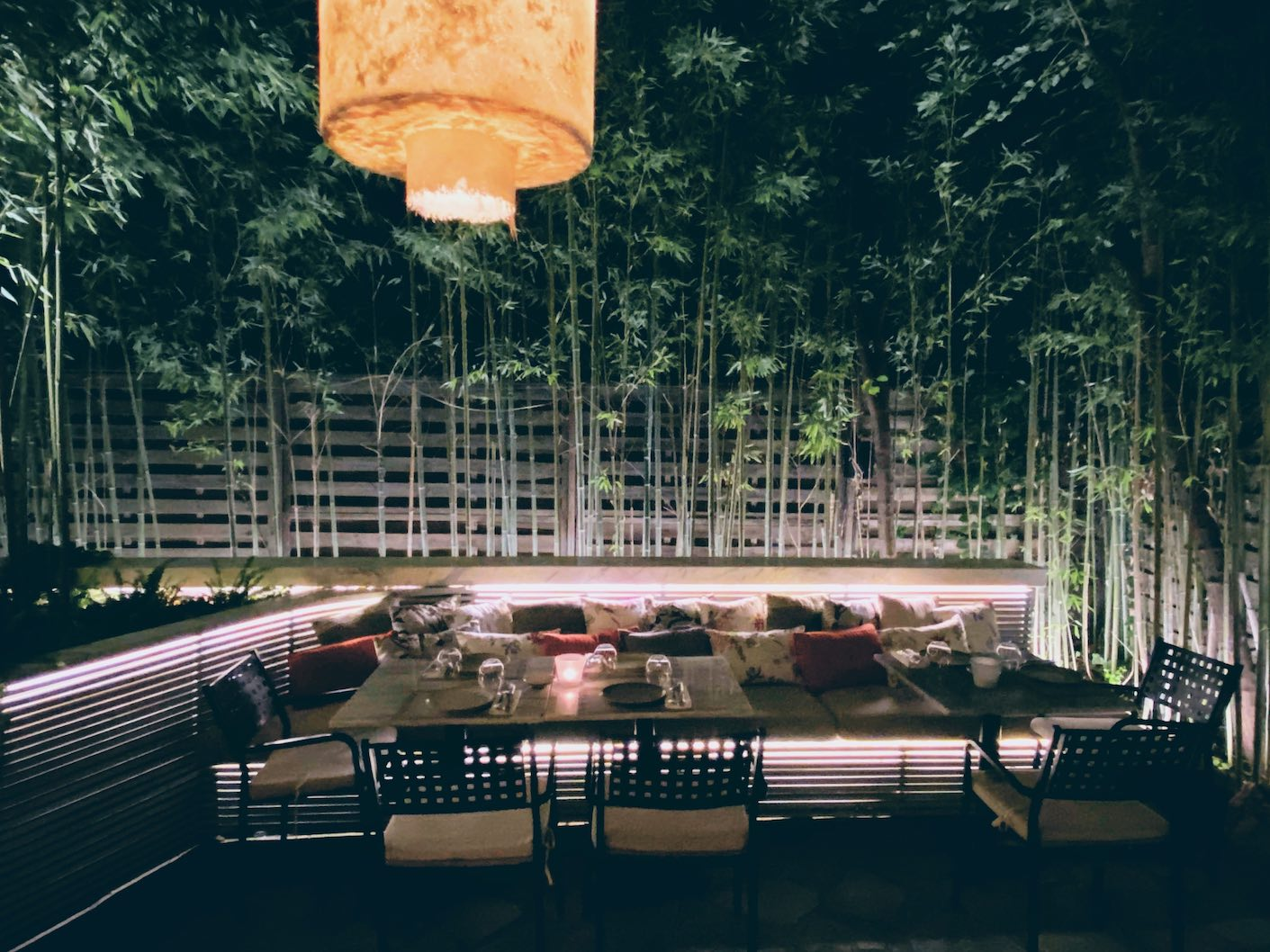 Athens: al fresco dining at the hidden garden of Monzu