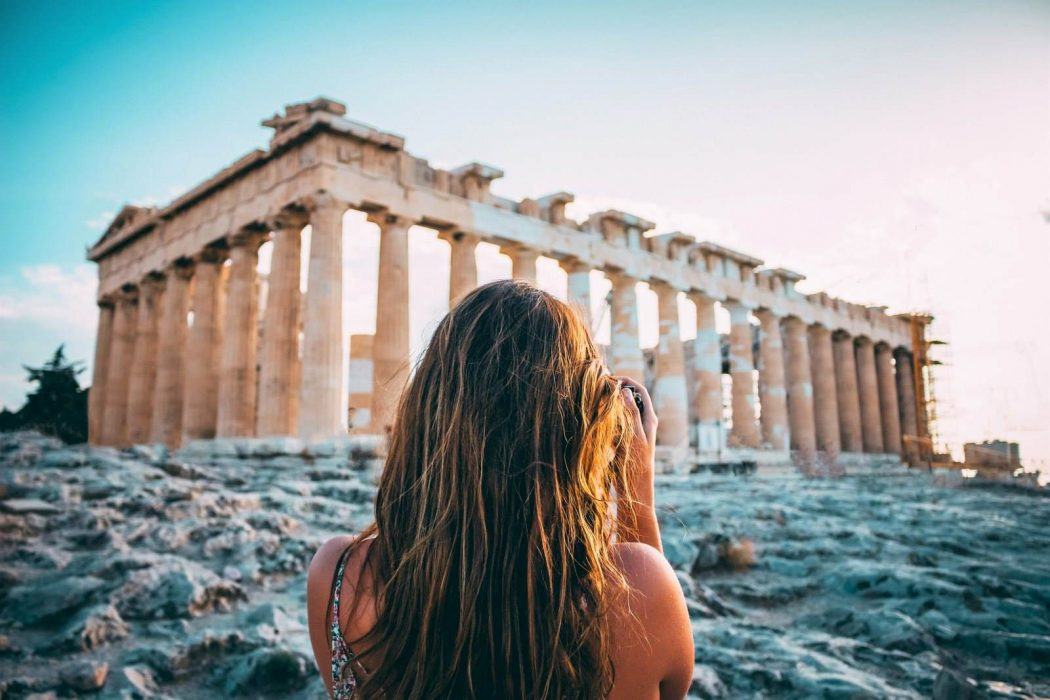 Discovering greater Athens