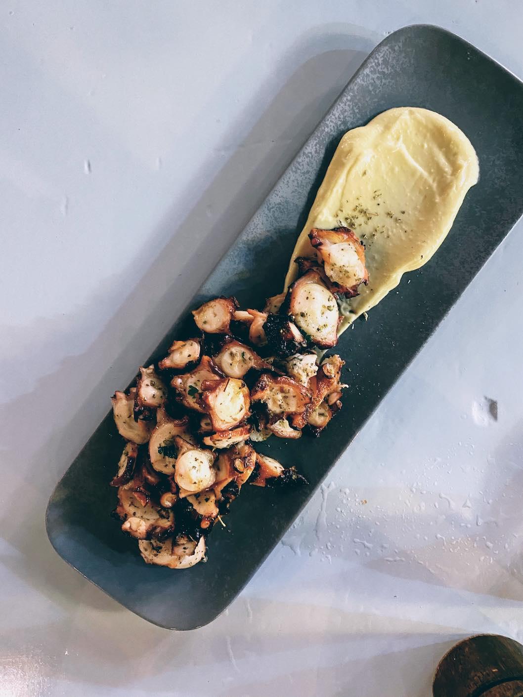 Travel Food People - Mario, Paros