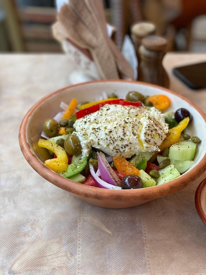 Travel Food People - O Hamos, Milos