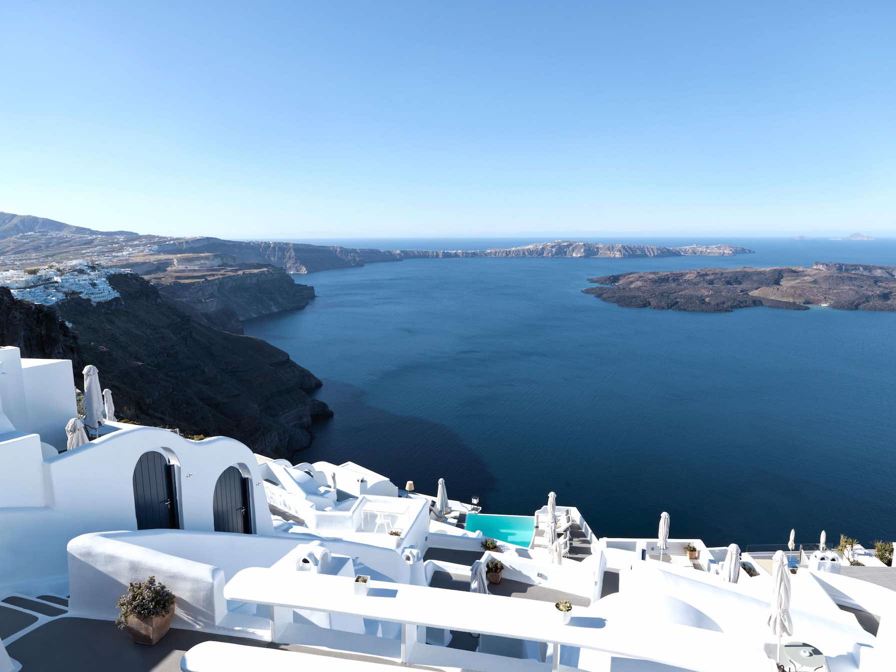 Santorini Destination