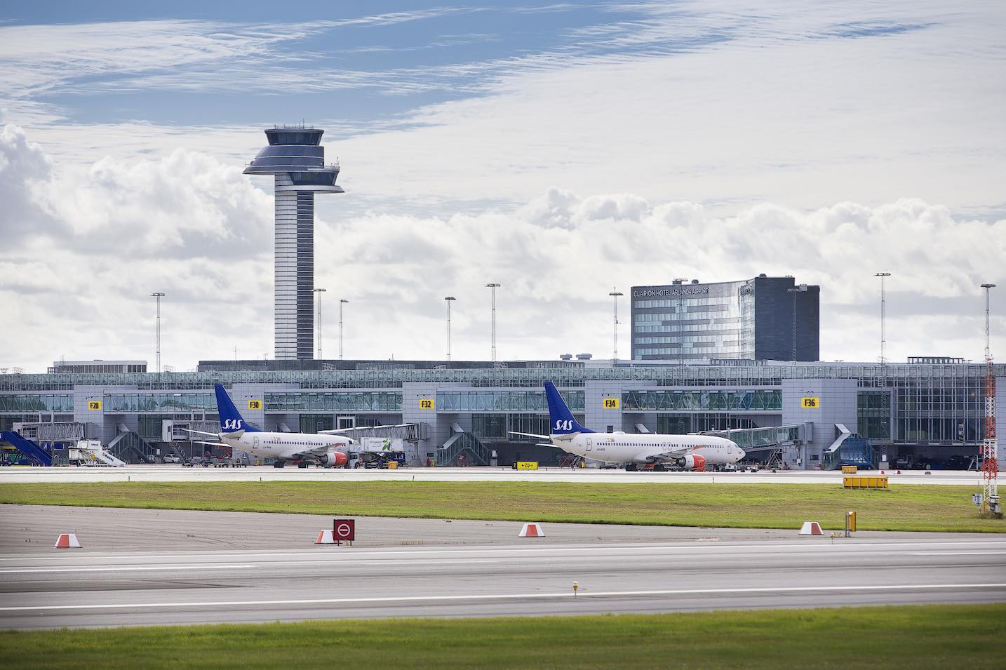 News: Sweden's airports launch green fees for airlines