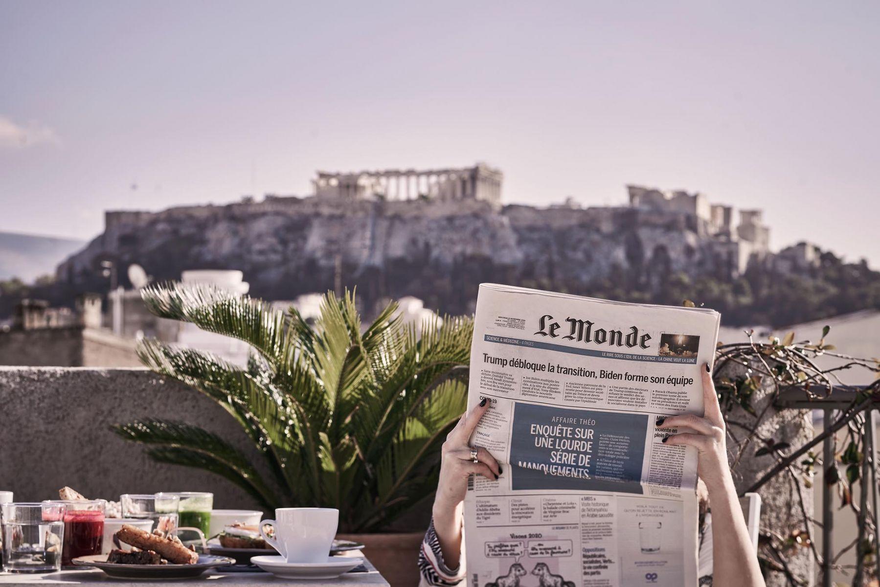 Asomaton Hotel, Athens