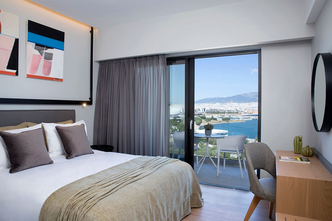 The Alex Hotel, Athens - The Superior