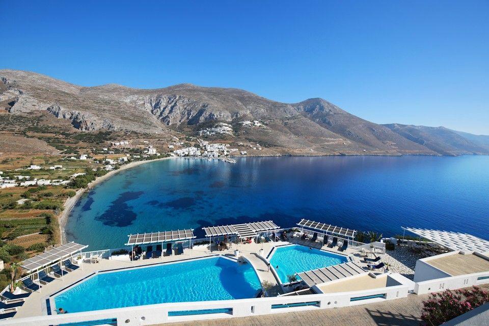 Travel Food People - Aegialis Hotel, Amorgos