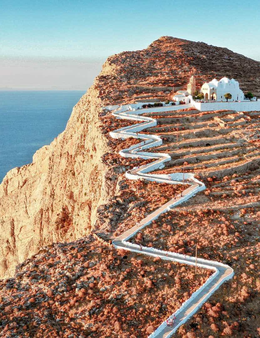 Folegandros Destination