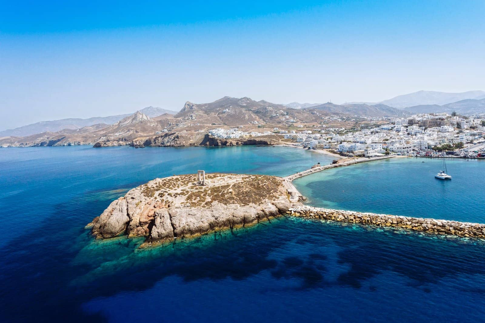 Naxos Destination