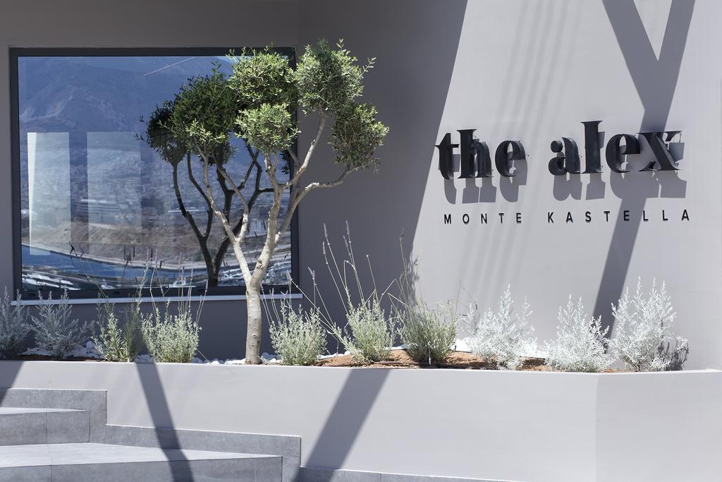 The Alex Hotel, Athens - Exterior