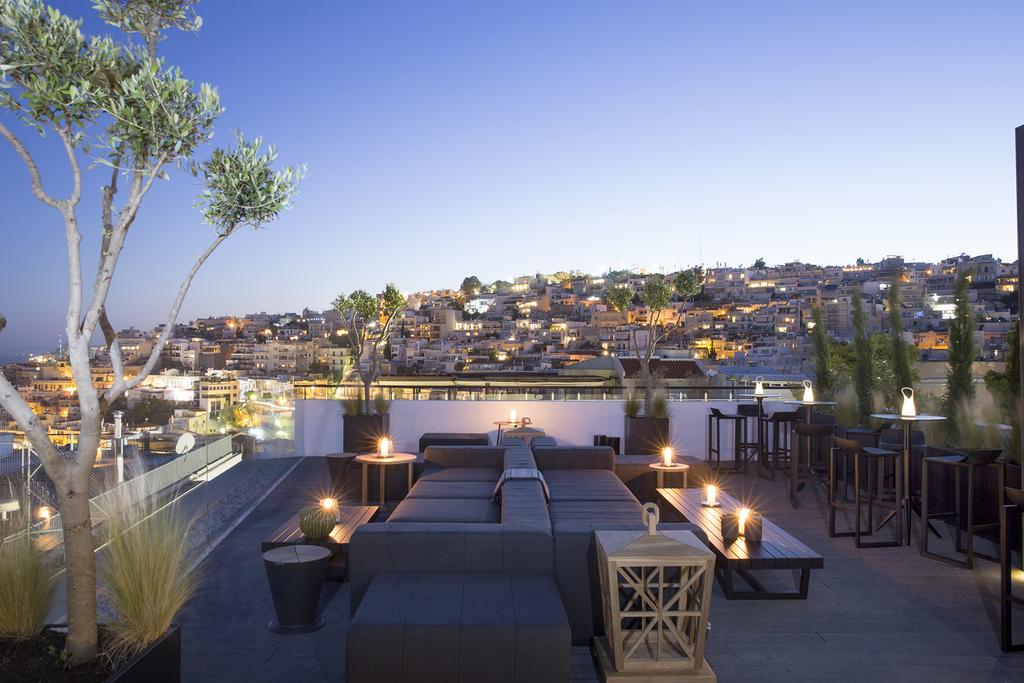 The Alex Hotel, Athens - Rooftop 5