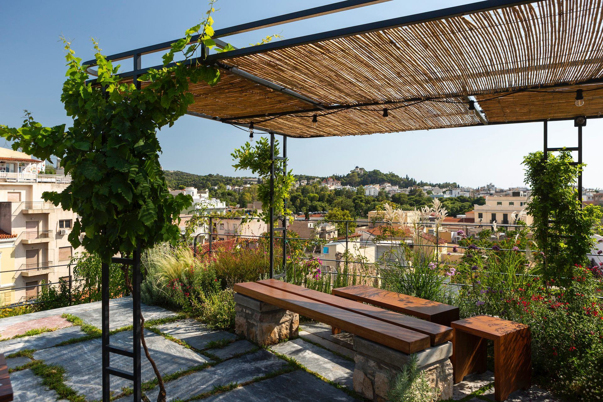 The Foundry Suites, Athens - Rooftop