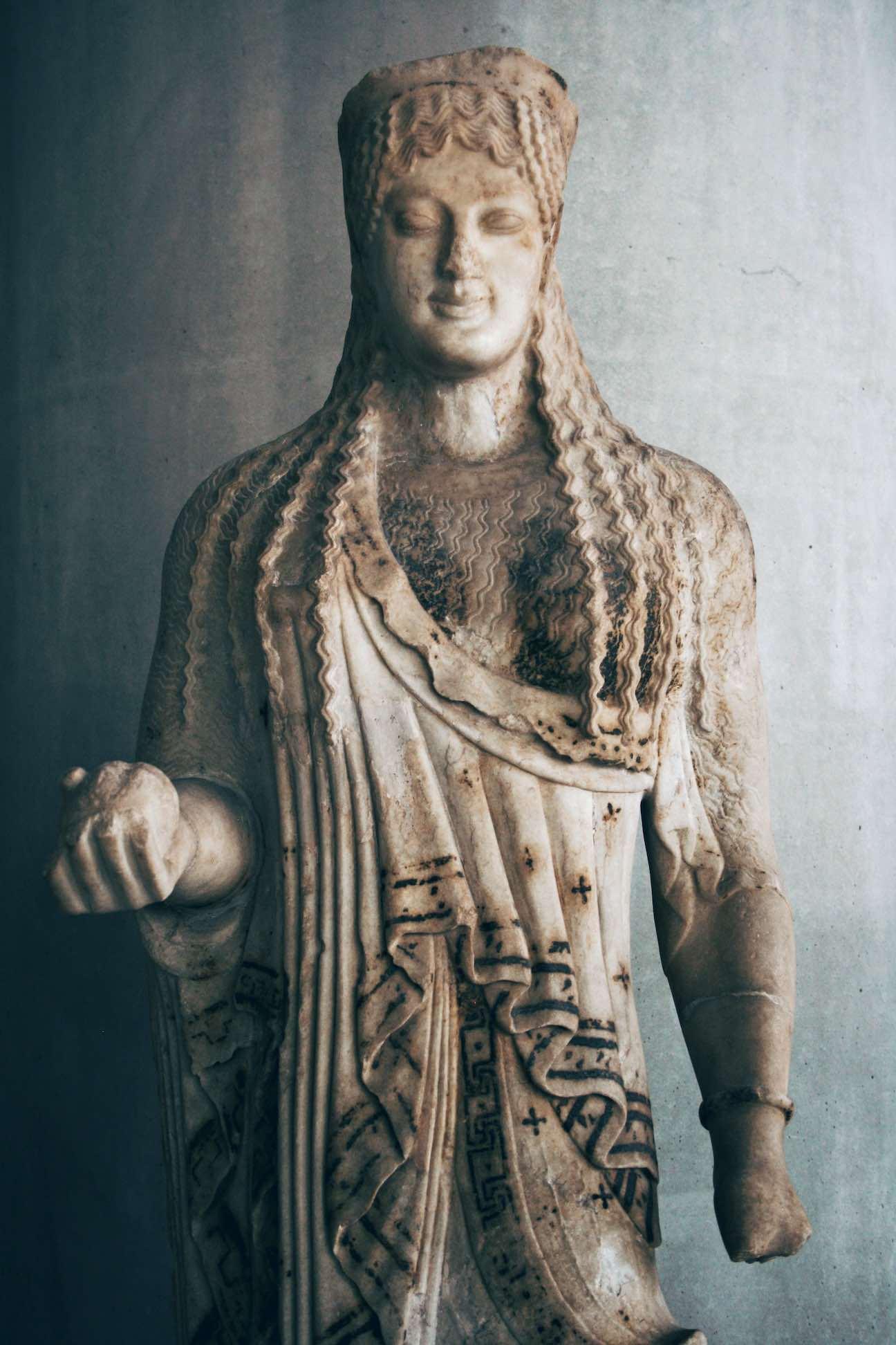 Travel Food People - Acropolis Museum, Athens