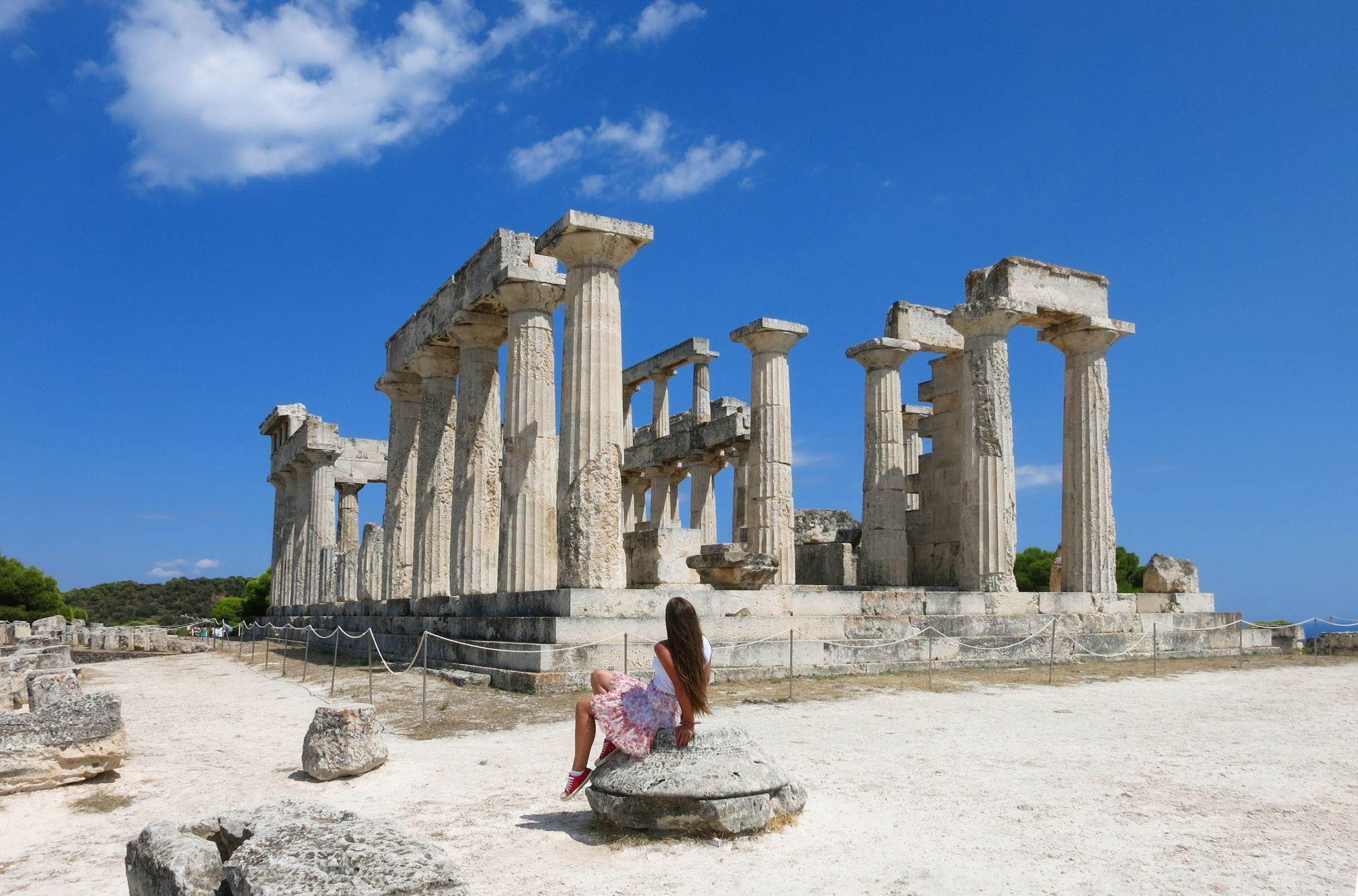 AA (11 hours): [Athens] Enchanting Aegina island
