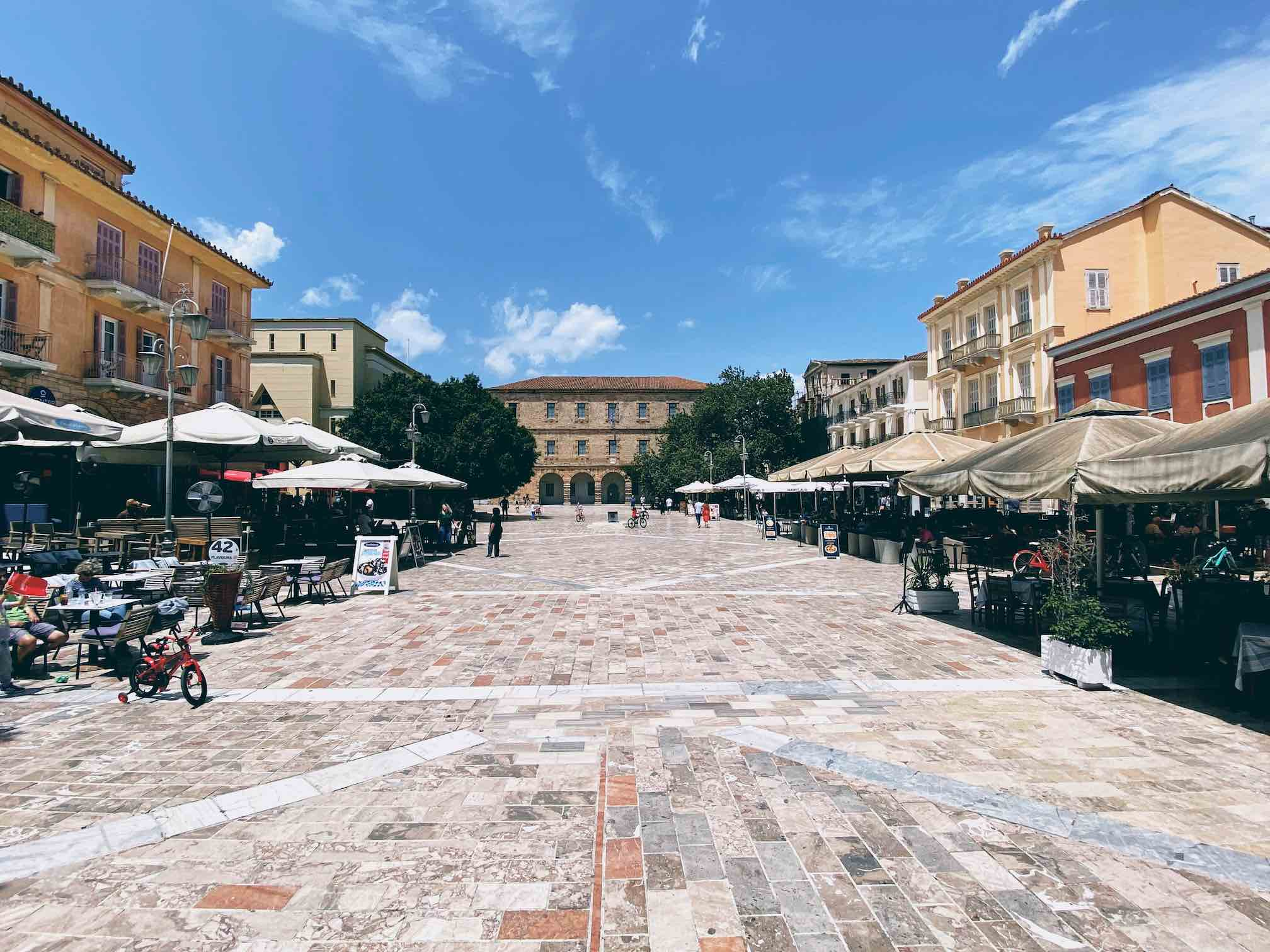 Travel Food People - Old Town, Nafplio