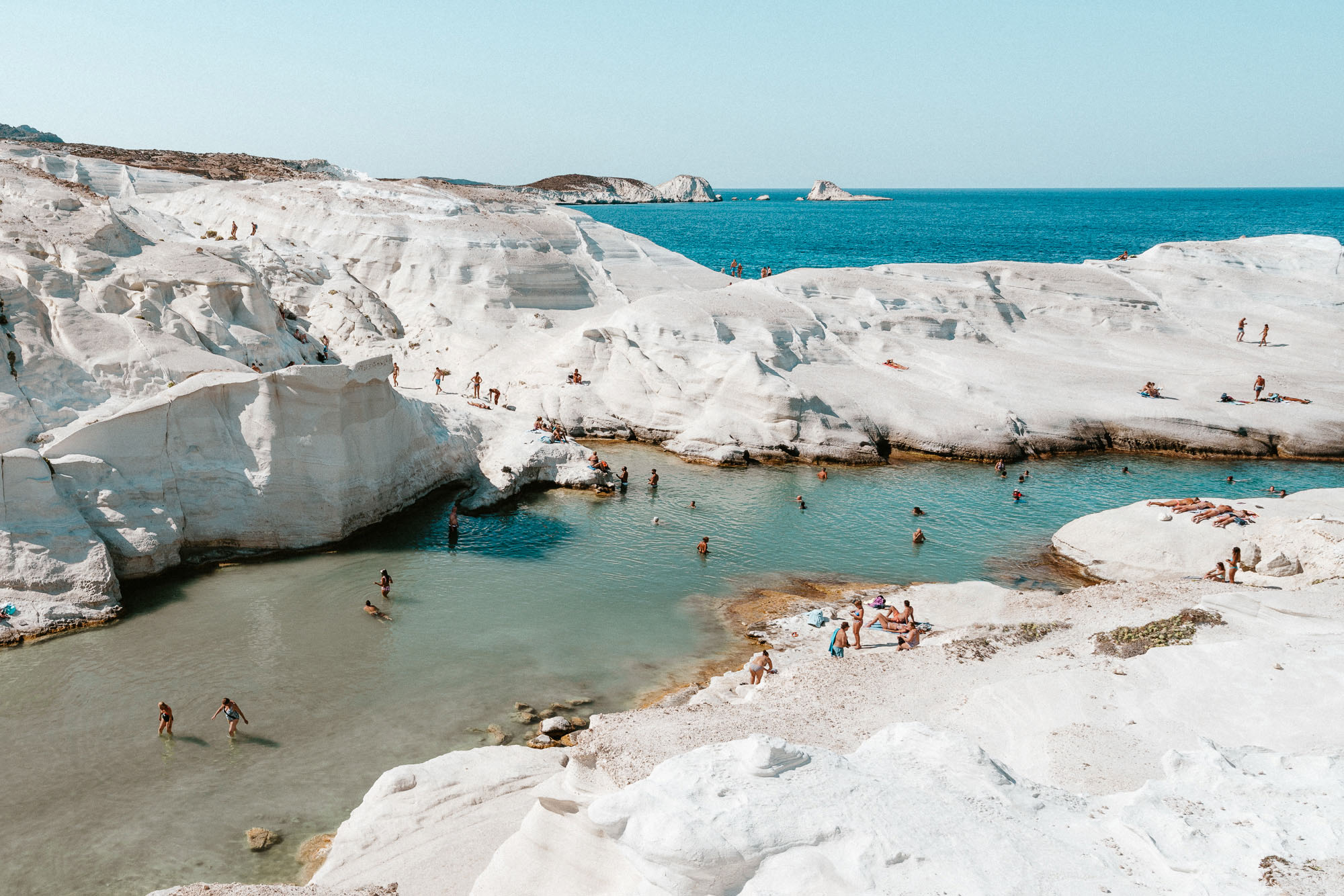 TMTM (8 hours): [Milos] The Highlights of Milos Private Day Tour