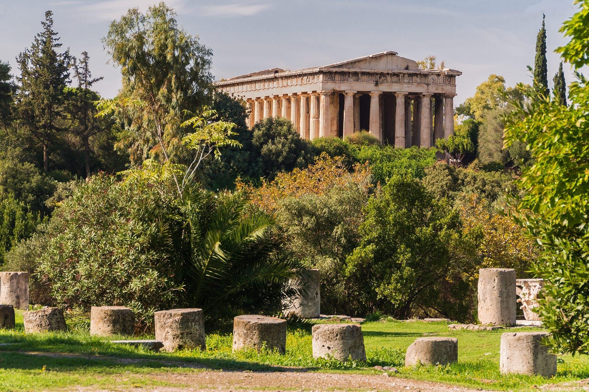 AA (8 hours): [Athens] Mythology, Acropolis museum & Acropolis tour