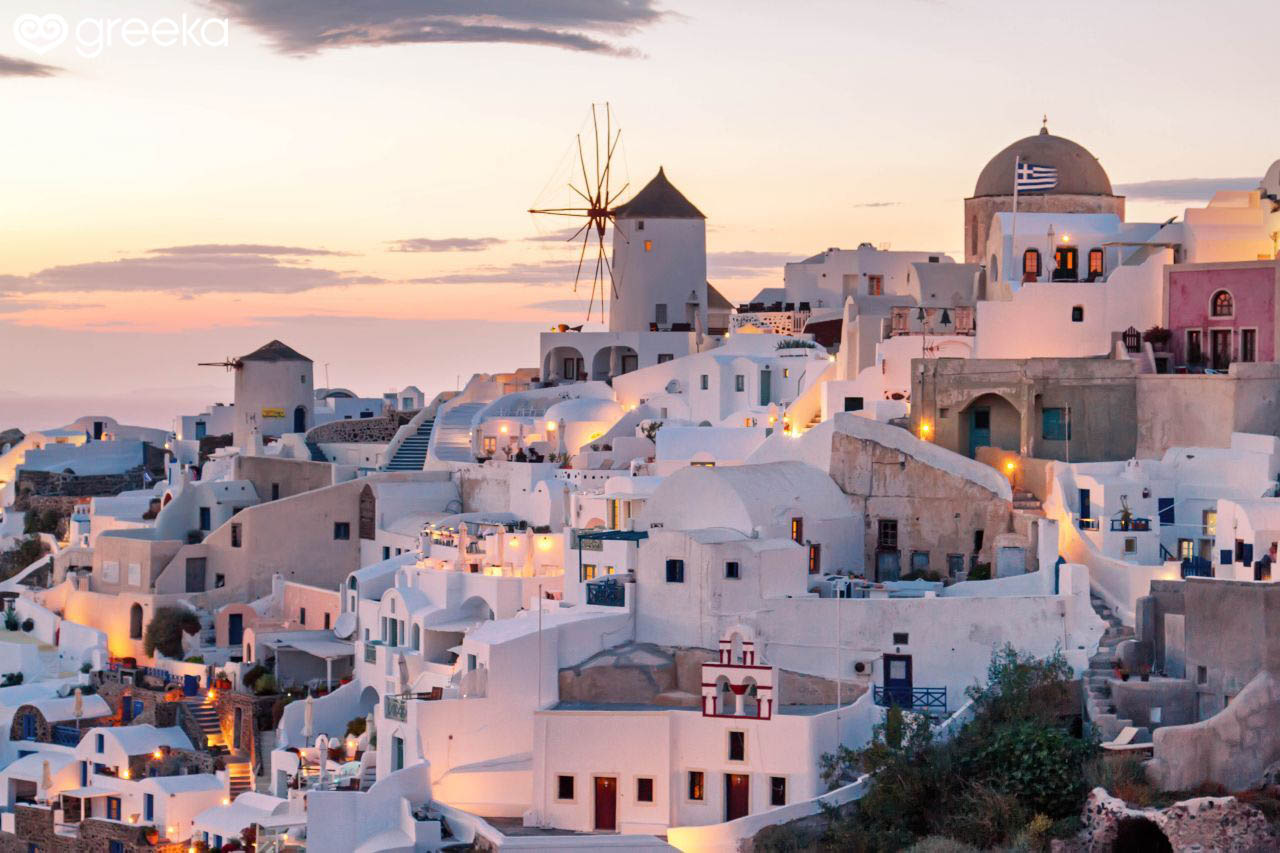 KT (3 hours): [Santorini] Prehistoric Museum & Traditional Village of Oia