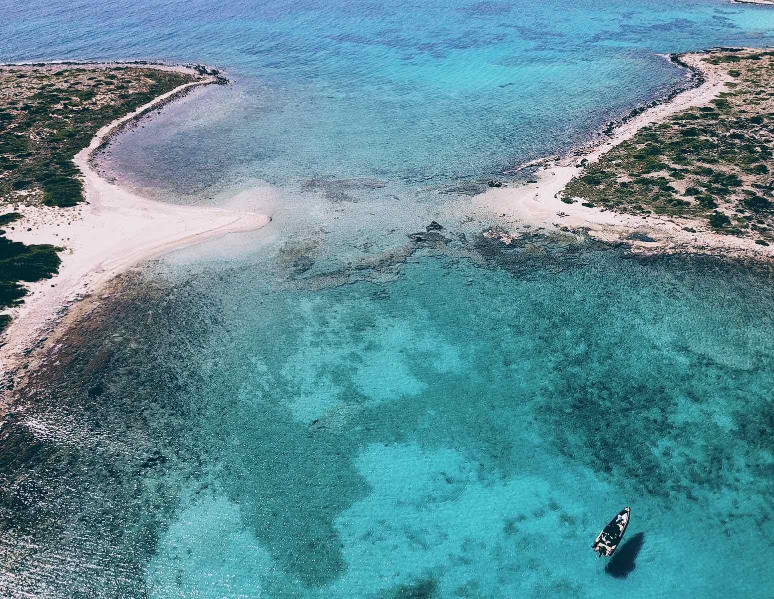 Speedboat Tour - Paros, Antiparos, Despotiko, Panteronisi