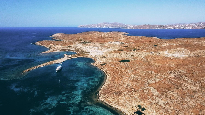 Speedboat Tour - Mykonos, Delos, Rhenia