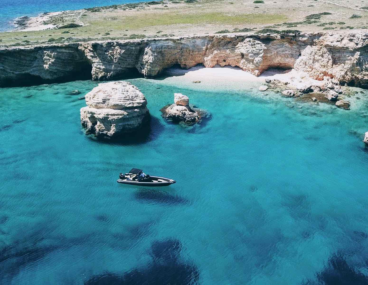DB (8 hours): [Mykonos] Mykonos - Koufonisia - Schoinousa - Heraklia - Paros