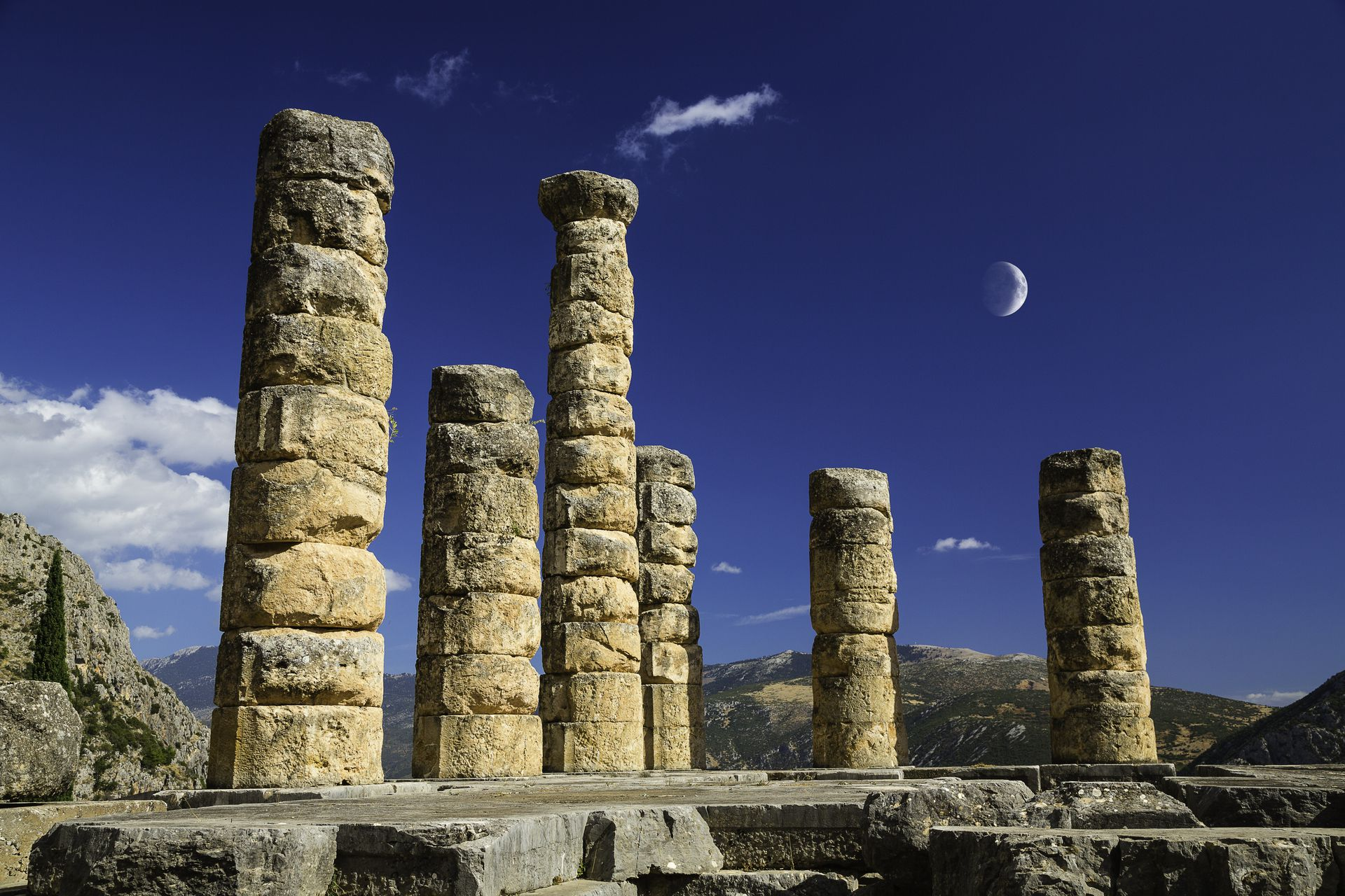 AA (12 hours): [Athens] The ultimate Delphi day trip