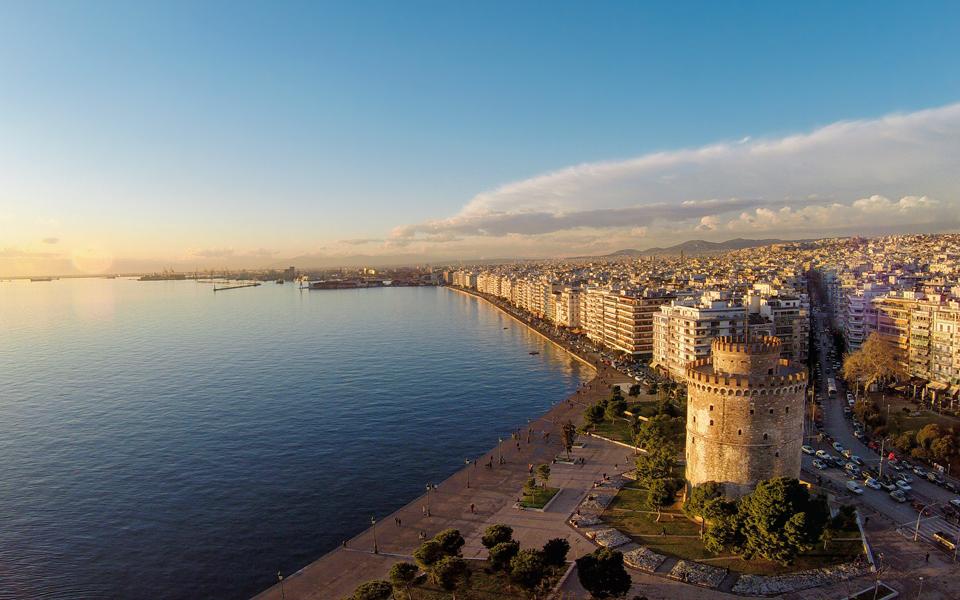Long and fun weekend in Thessaloniki