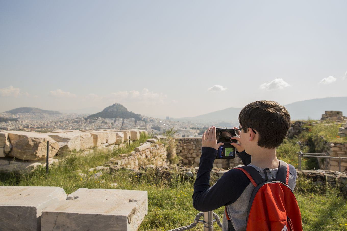 AA (3 hours): [Athens] Young heroes: a family mythology tour