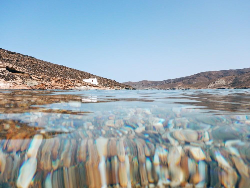 Agia Thalassa, Tinos