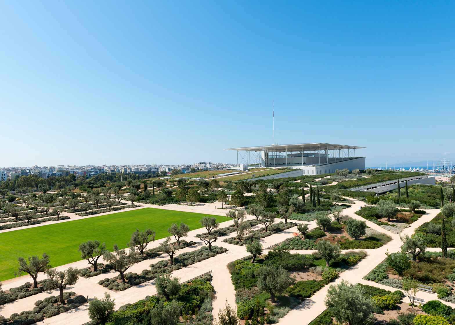 Private tour - Personal training at the gardens of SNFCC