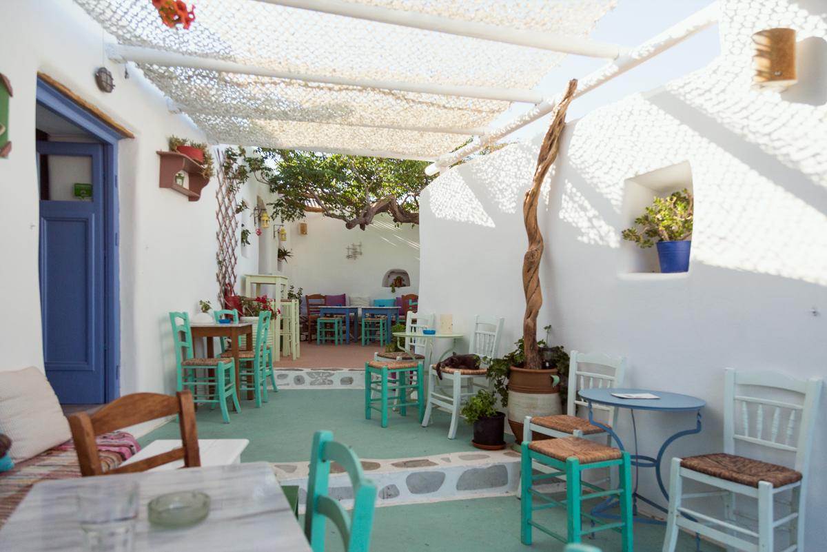Travel Food People - Seladi, Amorgos