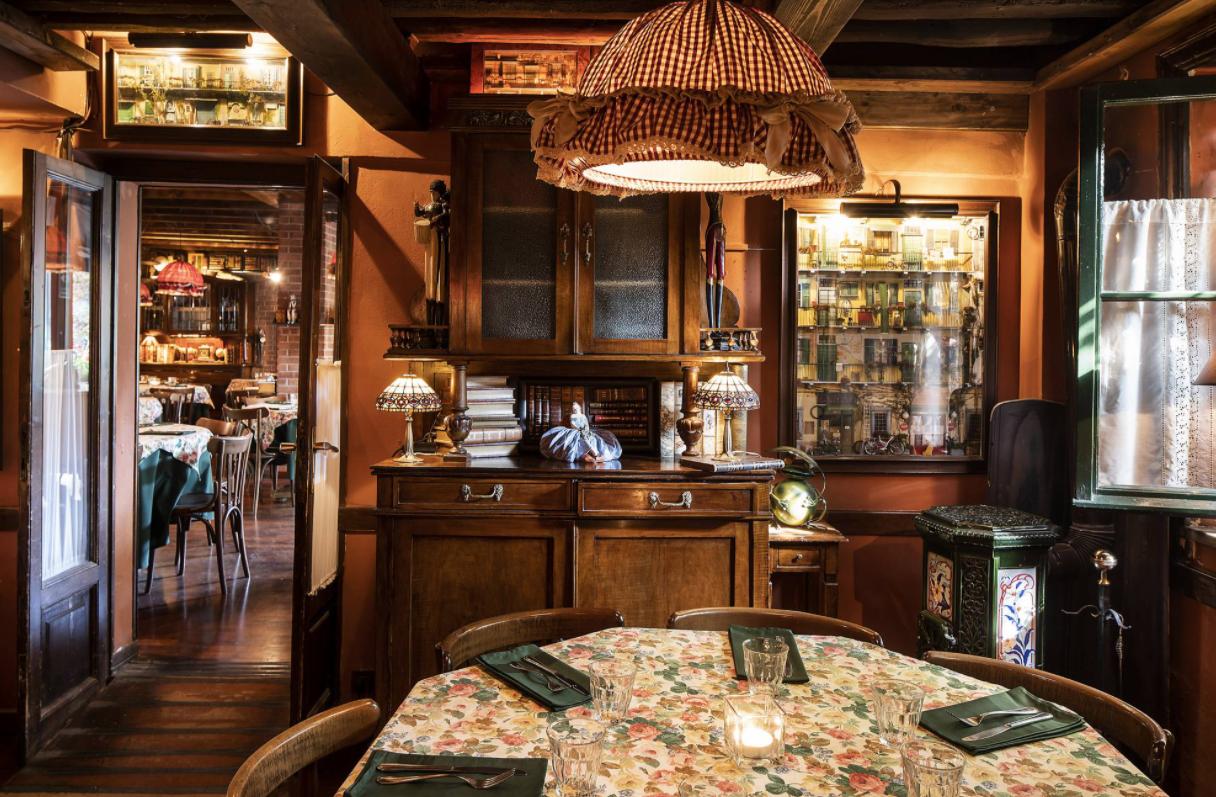 Travel Food People - Al Garghet, Milan