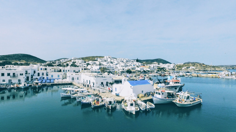 Travel Food People - Naousa, Paros
