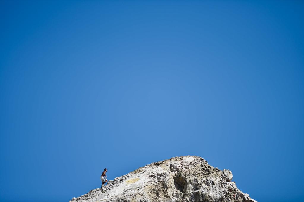 Photojournal: volcanic island life in Nisyros