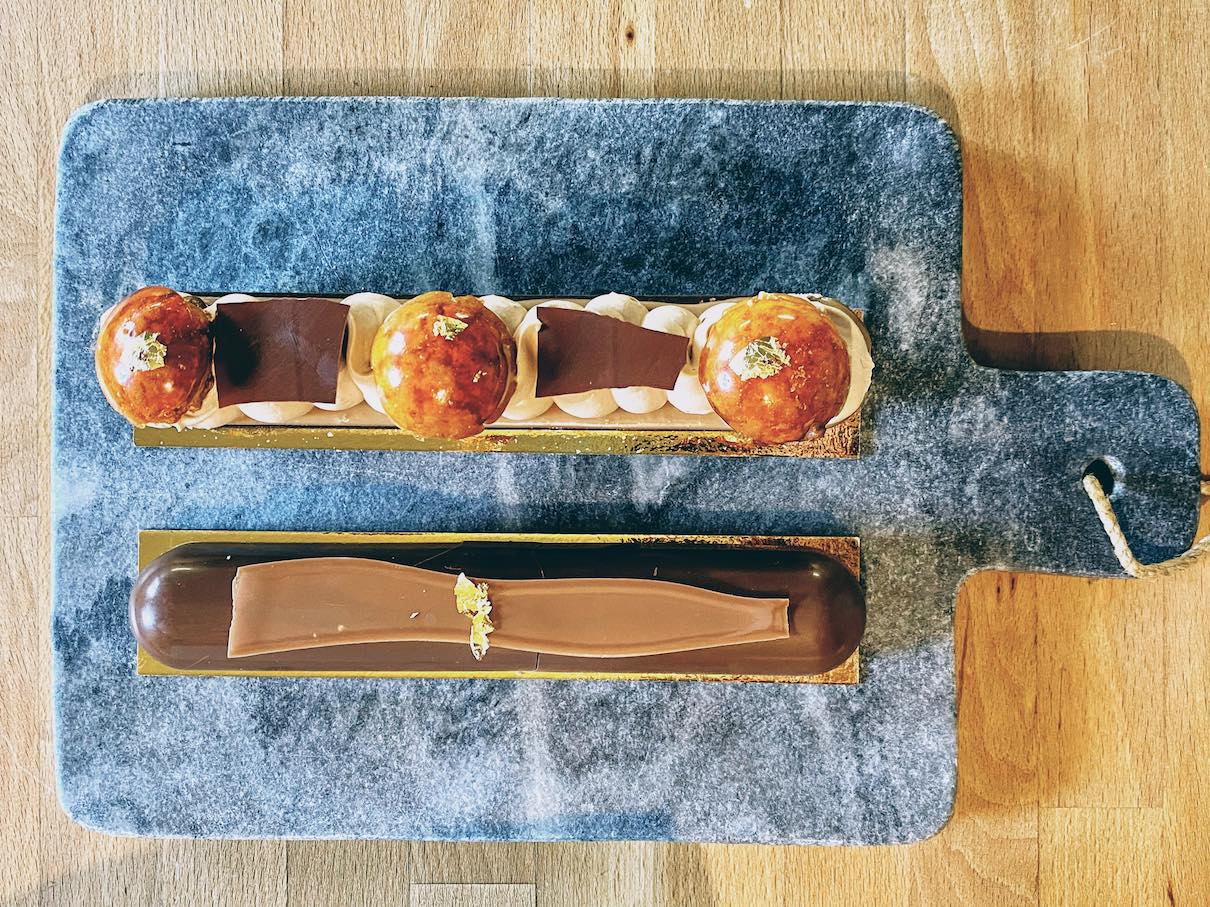 Athens: fine pastries at the French-inspired Ourse