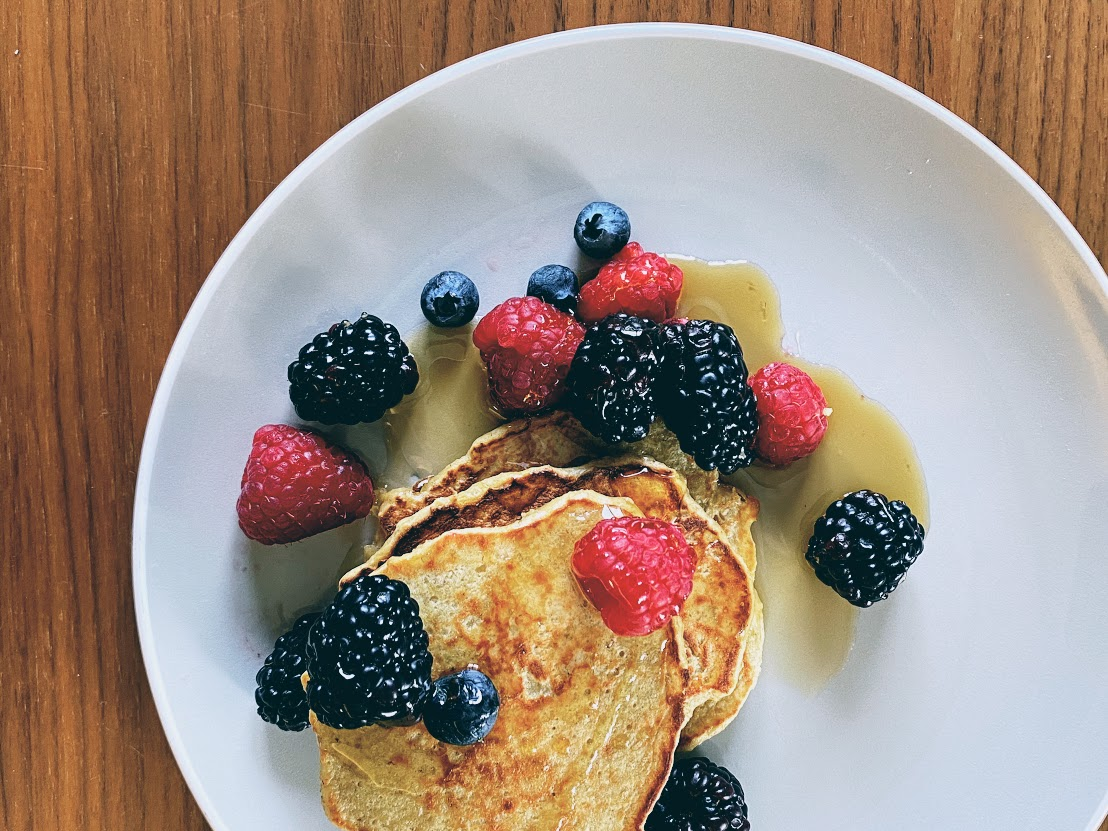 Recipe: deliciously tasty and fluffy oat pancakes