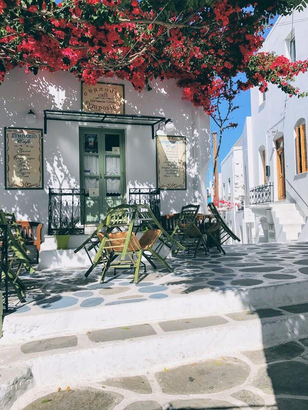 Travel Food People - Parikia, Paros