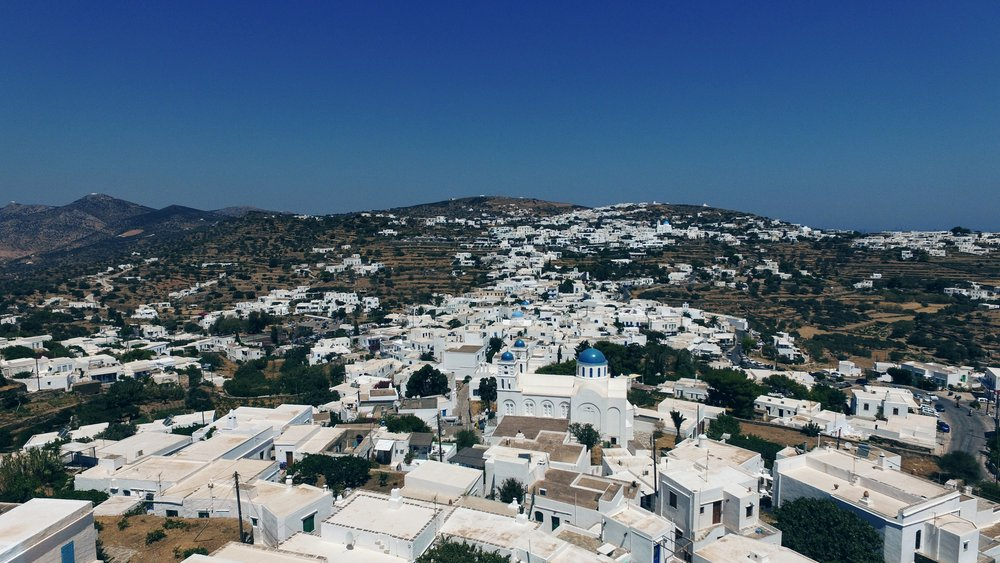 Travel Food People - Apollonia, Sifnos
