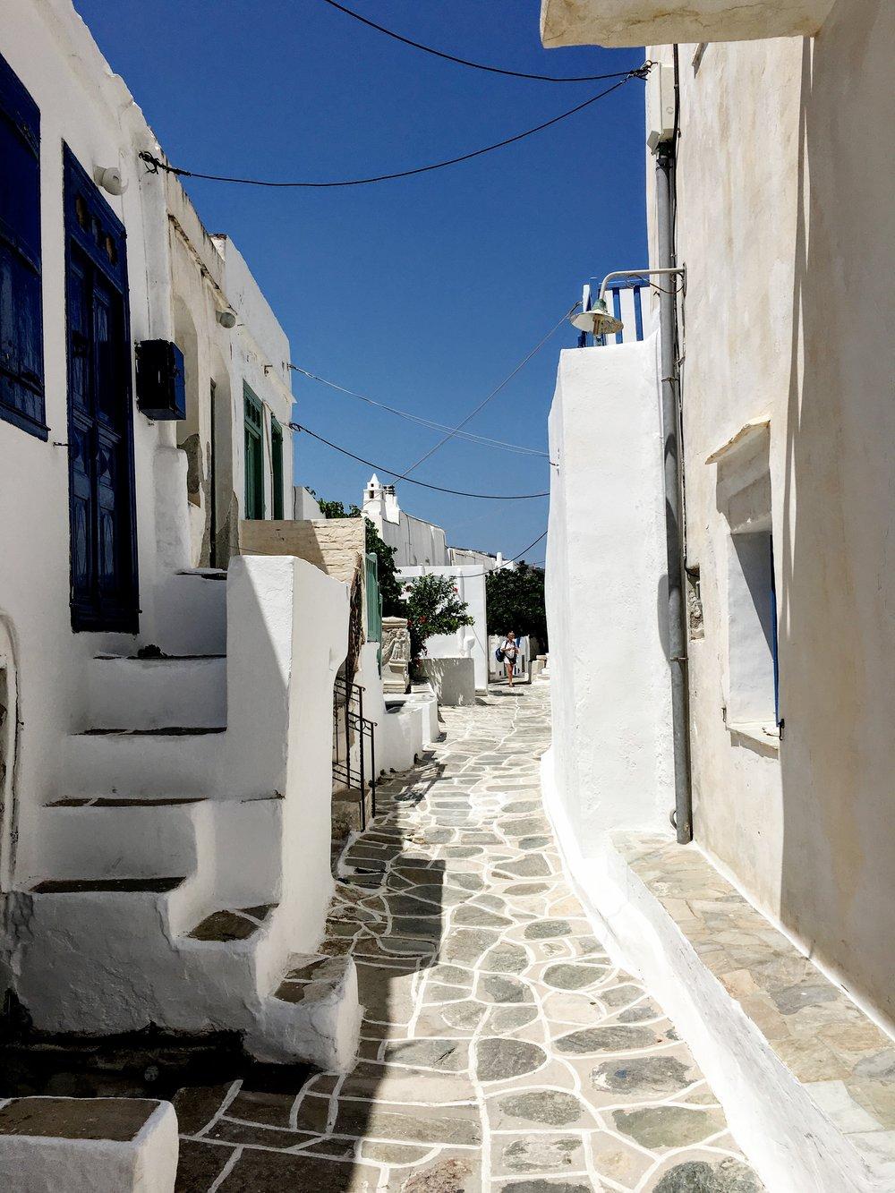 Travel Food People - Kastro, Sifnos