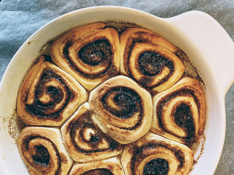 Recipes: The best cinnamon rolls you'll ever eat