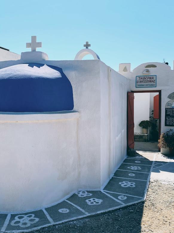 Travel Food People - Katsounas, Paros