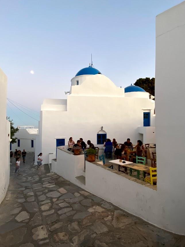 Travel Food People - Artemonas, Sifnos