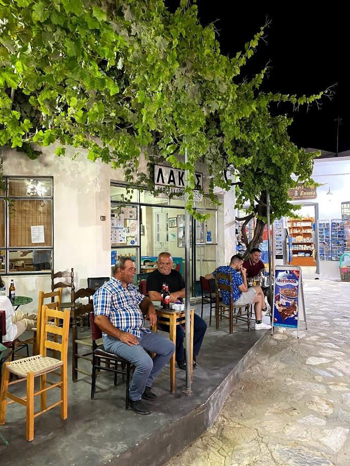 Travel Food People - Steno, Sifnos