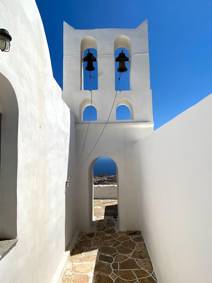 Travel Food People - Agios Andreas Church, Sifnos