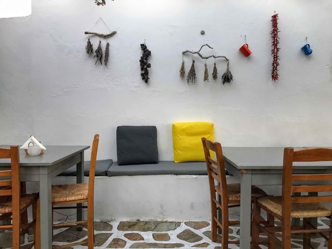 Travel Food People - Klimataria, Antiparos