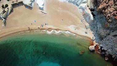 Travel Food People - Thiorychia, Milos