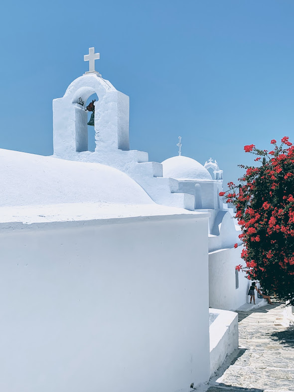 Travel Food People - Chora, Amorgos